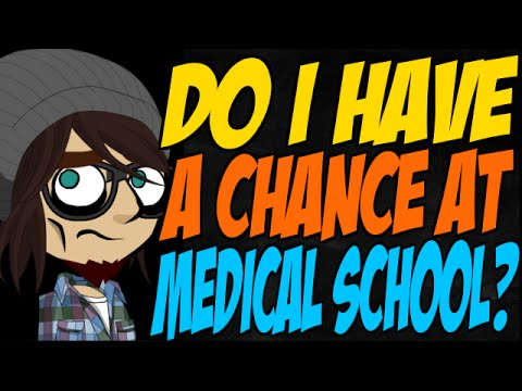 Do I Have a Chance at Medical School?