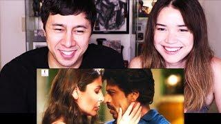 JAB HARRY MET SEJAL | SRK | All The Trailers | Reaction!