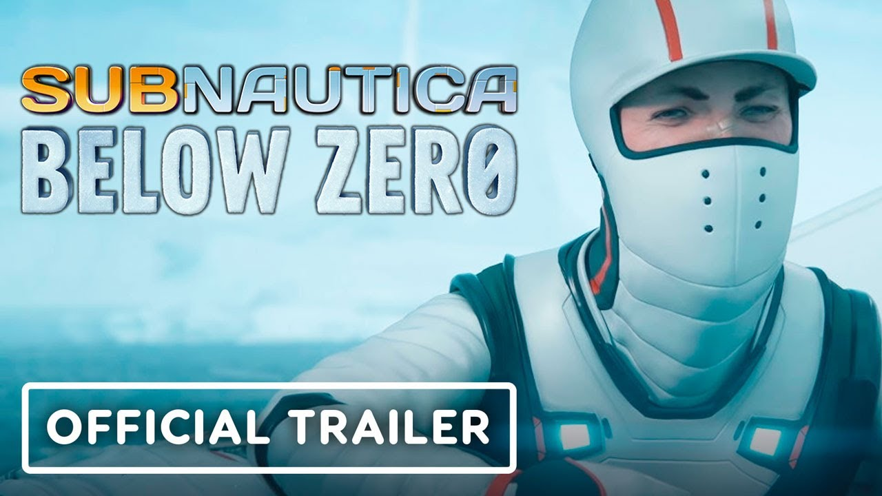 Subnautica: Below Zero - Official Trailer