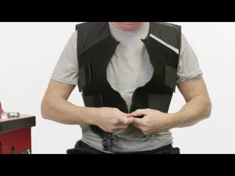 Cooling Vest Application