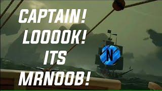 Captain! Look! Its Mrnoob!  2019 Meme
