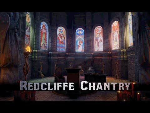 Dragon Age: Inquisition - Redcliffe Chantry (1 Hour of Ambience)