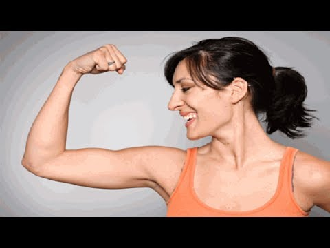 Exercise to Tone Flabby Arms Without Weights