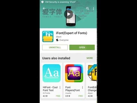 How To Setup Myanmar Font On Samsung S5