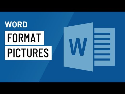 Word 2016: Formatting Pictures