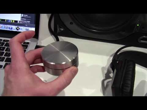 Griffin Technology PowerMate updates for Bluetooth - CES 2014
