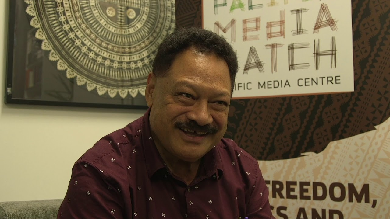Kalafi Moala on Taimi 'o Tonga, digital media and 'sovereignty' (PMC)