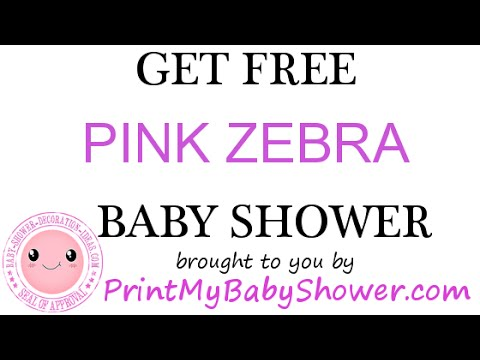 Pink Zebra Baby Shower - Complete Guide