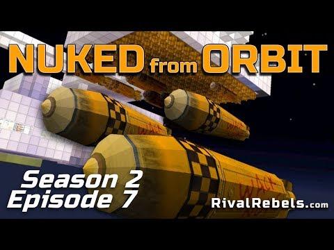 Nuked from Orbit Eidolon Reveal Minecraft Illuminati Series 2-7