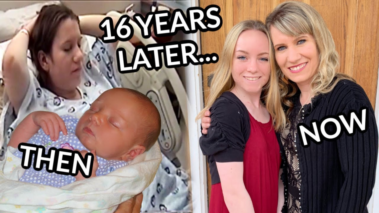 THEN AND NOW TEEN MOM   16 YEARS LATER