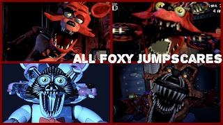 Super Rare Foxy Jumpscare