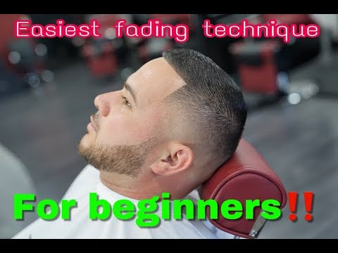 Bald fade Tutorial | Simple Steps | For beginners