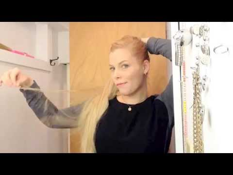 How to cut Long Hair Yourself - Long Hairstyles