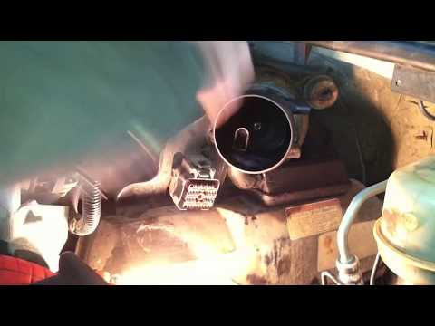7.3 powerstroke injector removal and install part 1