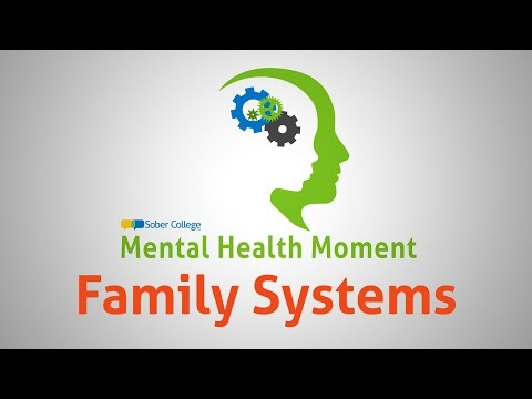 Mental Health Moments: Family Systems & Addiction