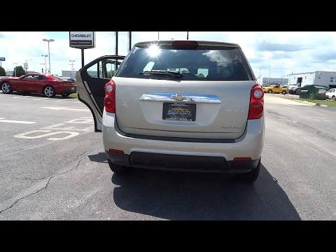2013 Chevrolet Equinox Bradley, Bourbonnais, Kankakee, Peotone, Joliet, IL 16228A