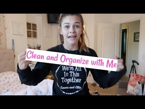 CLEANING AND ORGANIZING THE HOUSE WITH ME! DID WE LOSE ANY WEIGHT?