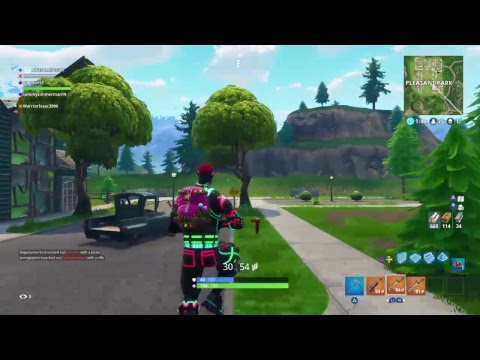 FORTNITE WITH THE FAM  (Live Stream)