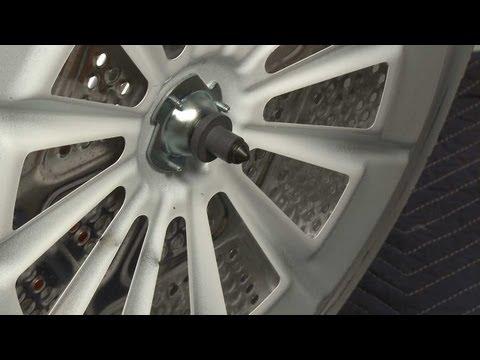 GE Dryer Drum Bearing Replacement #WE1M462