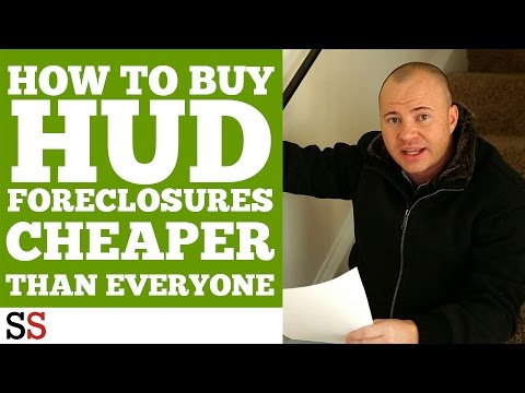 How to Buy HUD Foreclosures CHEAPER Than EVERYONE
