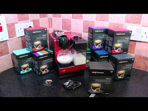 Great alternative to Nespresso capsules - Caffè Impresso coffee pods
