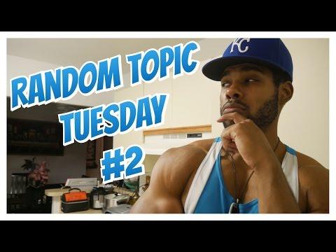 Random Topic Tuesday: Alcohol and Bodybuilding | Training w/Chris Jones | Am I a Jealous Boyfriend?