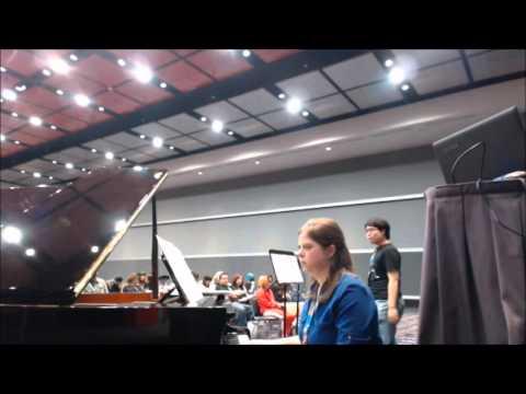 Spear Pillar - Pokémon Diamond and Pearl (LIVE AT ANIME MATSURI '16 Piano and Viola Cover)