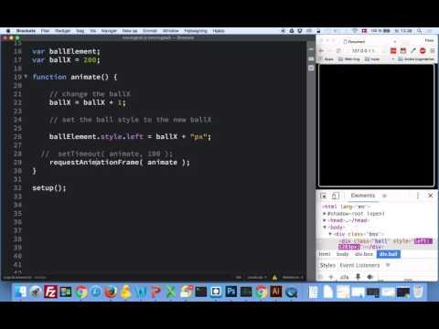 Advanced JavaScript Animation