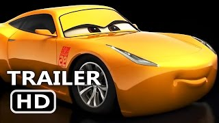 CARS 3 Official Trailer (2017) Disney Pixar Animation Movie HD