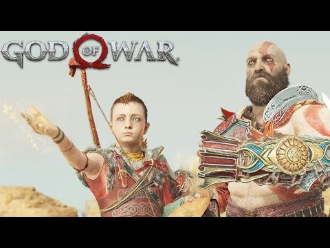 Who is Kratos' Son? - God of War 4 (PS4 Pro) - God of War 2018