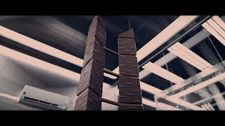 LG Air Conditioner Dualcool : Tower of Chocolate (Full Ver.)