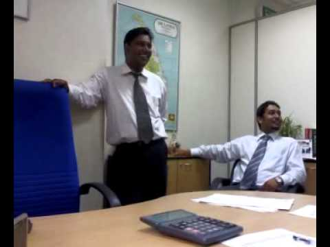 Department Meeting fun