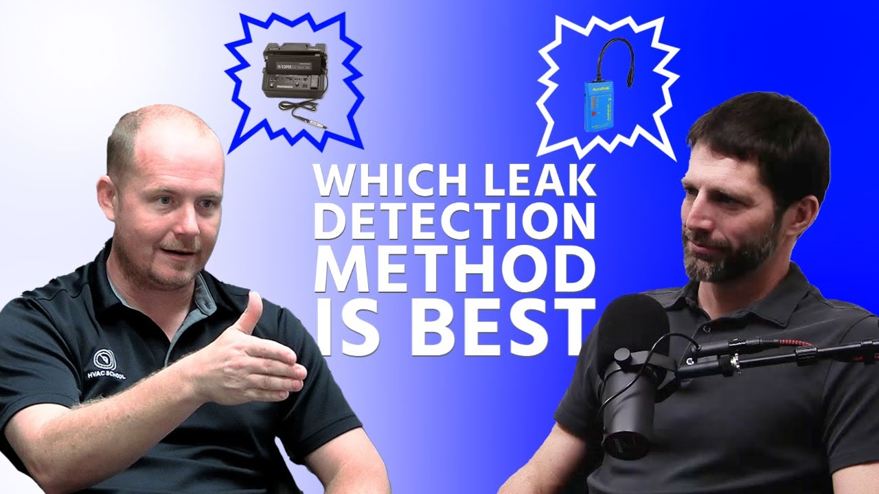 Which Leak Detection Method is Best Craig vs. Bryan Cage Fight