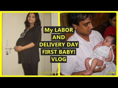 MY LABOR AND DELIVER  DAY! FIRST BABY - VLOG  #AllTheMoms