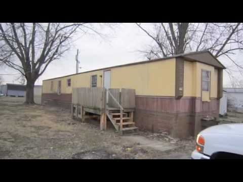 Mobile Home trailer for sale cheap, no payments