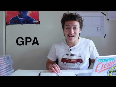 GPA and Test Scores + Final College Admissions Recap + Updates on Life - 2017