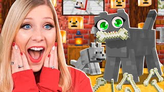 I Found 7 Secrets About My CAT! - Minecraft