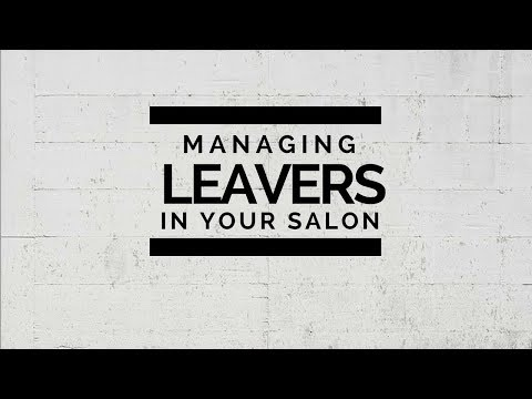 How to say goodbye - Firings and resignations