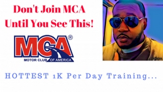 Motor Club Of America 2017 - How To Make Money With Motor Club Of America