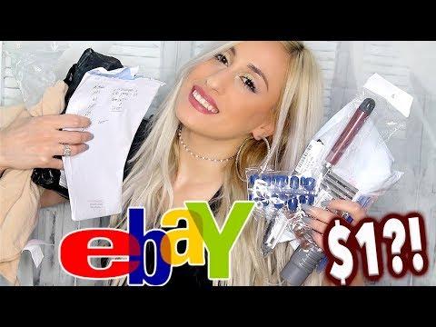 $1 EBAY BEAUTY FINDS HAUL & MORE!  💰 #87