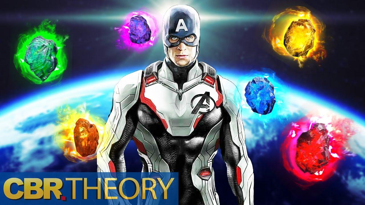 How Captain America Returned The Infinity Stones