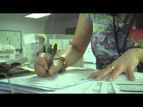 New Day in America  A Nurse Applies for Food Stamps