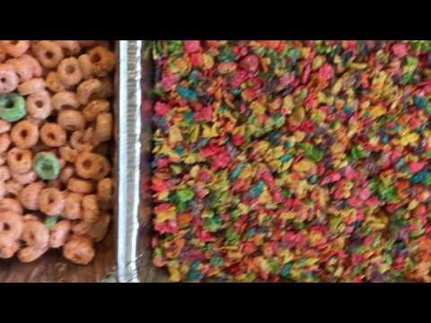 Honest Edibles Canna Cereal Bars