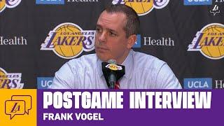 Lakers Postgame: Frank Vogel (3/10/20)