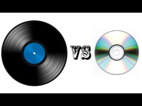 CD vs Vinyl Re-ReVisited the $5.98 video