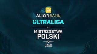 Alior Bank Ultraliga   🌩️   W6D1   sezon 4   TV: Polsat Games (kanał 16)