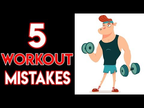 Top 5 Workout Mistakes You're Making & How To Avoid Them!