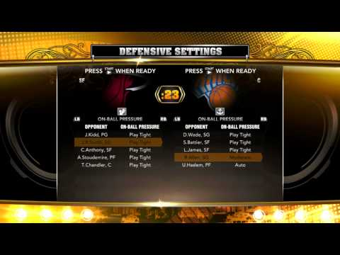 PERFECT DEFENSE NBA 2K13 (Tips YOU MUST KNOW)
