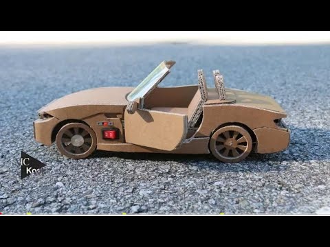 How to make a rc car at home in hindi