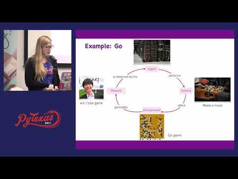 Christine Doig - Reinforcement learning in Python (PyTexas 2017)